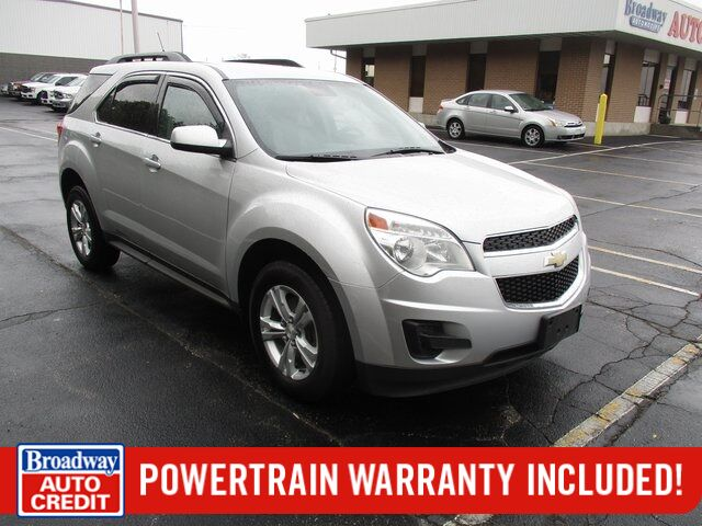 2013 Chevrolet Equinox LT Green Bay WI