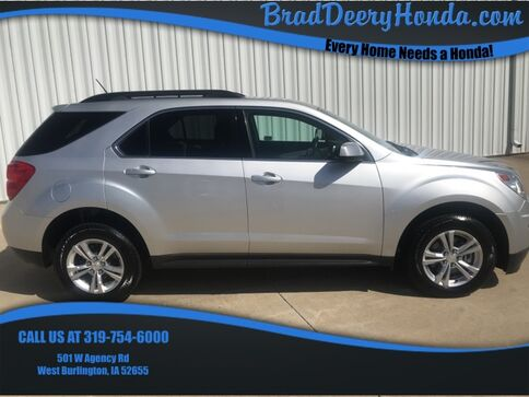 2013_Chevrolet_Equinox_LT_ West Burlington IA
