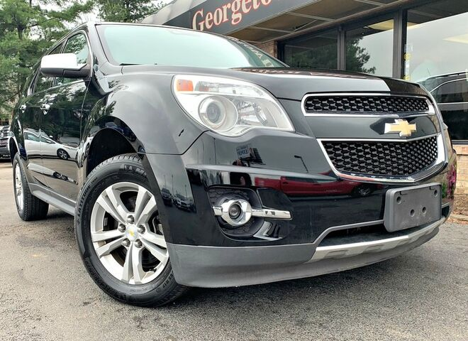 2013 Chevrolet Equinox LTZ Call for Payments Georgetown KY