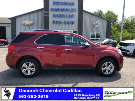2013 Chevrolet Equinox LTZ Decorah IA
