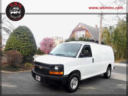 2013_Chevrolet_Express 2500__ Arlington VA