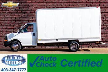 2013_Chevrolet_Express_3500 Cube Van_ Red Deer AB