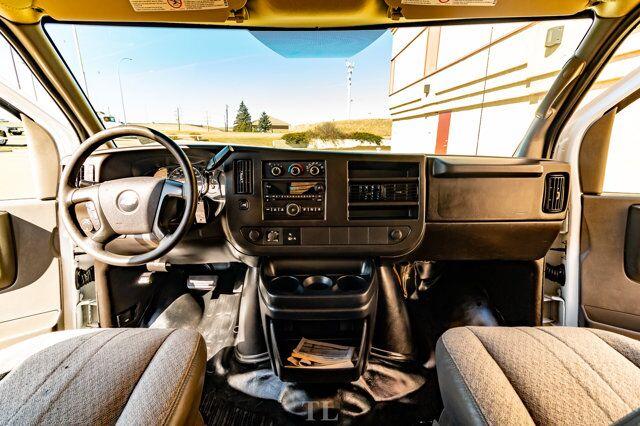 2013 Chevrolet Express 3500 Cube Van Red Deer AB