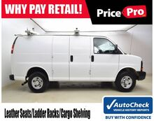 2013_Chevrolet_Express Cargo_2500 Outfitted w/Ladder Racks/Cargo Shelves_ Maumee OH