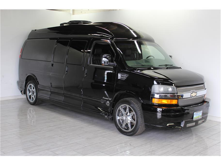 2013 Chevrolet Express Upfitter