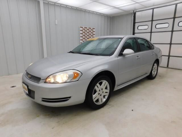 2013 Chevrolet Impala 4dr Sdn LT Fleet Manhattan KS