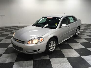 2013_Chevrolet_Impala_LS_ Chattanooga TN