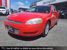 2013_Chevrolet_Impala_LS_ Covington VA