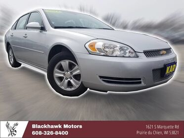 2013_Chevrolet_Impala_LS_ Decorah IA