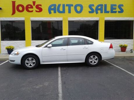2013 Chevrolet Impala LS (Fleet) Indianapolis IN