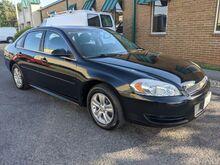 2013_Chevrolet_Impala_LS (Fleet)_ Knoxville TN