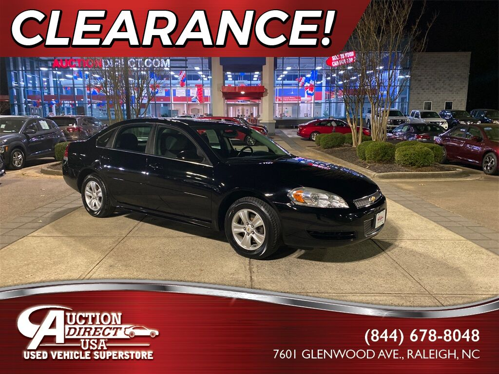 2013 Chevrolet Impala LS Raleigh NC