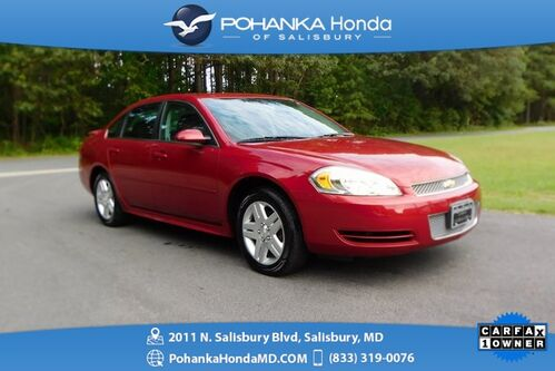 2013_Chevrolet_Impala_LT ** GUARANTEED FINANCING ** ONE OWNER **_ Salisbury MD