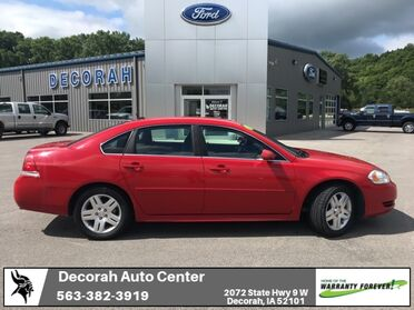 2013_Chevrolet_Impala_LT_ Decorah IA