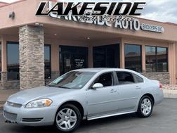 2013_Chevrolet_Impala_LT (Fleet)_ Colorado Springs CO