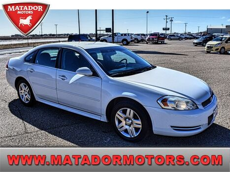 2013_Chevrolet_Impala_LT_ Wolfforth TX