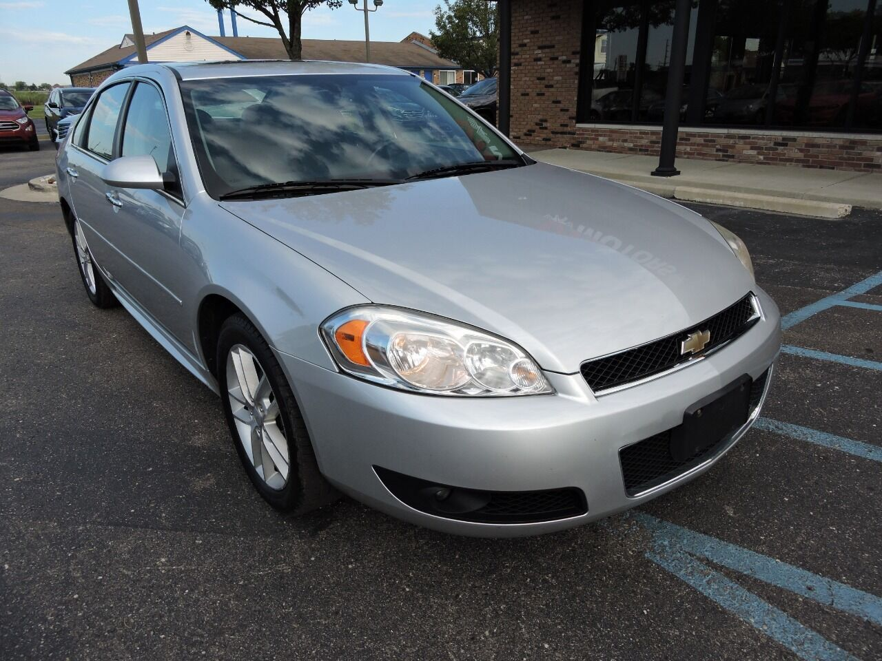 2013 Chevrolet Impala LTZ 4dr Sedan Chesterfield MI