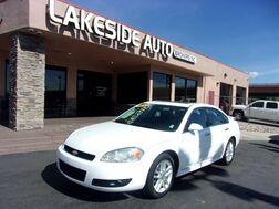 2013_Chevrolet_Impala_LTZ_ Colorado Springs CO