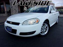 2013_Chevrolet_Impala_LTZ_ Colorado Springs CO