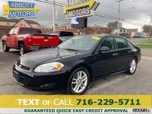 2013_Chevrolet_Impala_LTZ Heated Leather Warranty+_ Buffalo NY