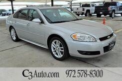 2013_Chevrolet_Impala_LTZ_ Plano TX