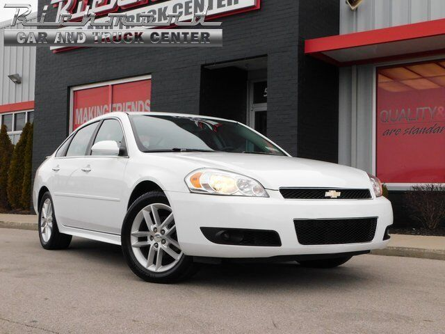 2013 Chevrolet Impala LTZ Richmond KY