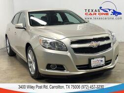 2013_Chevrolet_Malibu_2LT AUTOMATIC LEATHER/CLOTH SEATS CRUISE CONTROL ALLOY WHEELS_ Carrollton TX