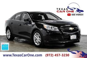 2013_Chevrolet_Malibu_ECO AUTOMATIC LEATHER/CLOTH SEATS REAR CAMERA BLUETOOTH CRUISE C_ Carrollton TX