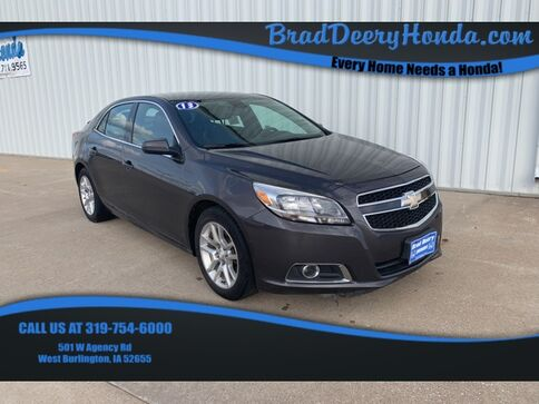 2013_Chevrolet_Malibu_Eco_ West Burlington IA