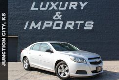2013_Chevrolet_Malibu_LS_ Leavenworth KS