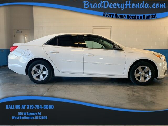 2013 Chevrolet Malibu LS West Burlington IA
