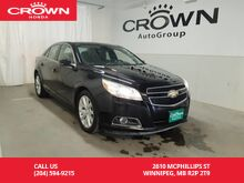 2013_Chevrolet_Malibu_LT/Bluetooth/7 inch touch screen/well maintained_ Winnipeg MB