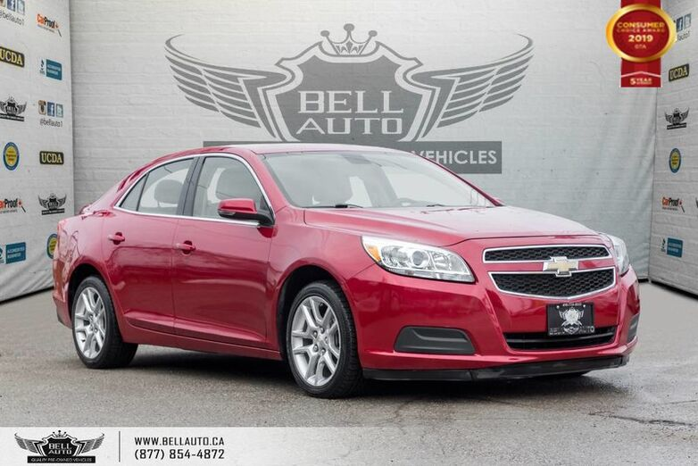 2013 Chevrolet Malibu LT ECO, BLUETOOTH, CRUISE CONTROL, PWR SEATS Toronto ON