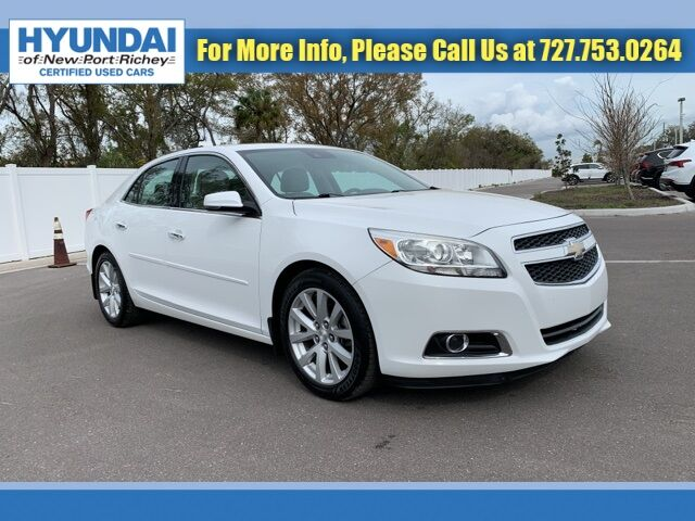 2013 Chevrolet Malibu LT New Port Richey FL