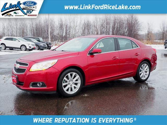2013 Chevrolet Malibu LT w/2LT Rice Lake WI
