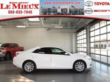 2013_Chevrolet_Malibu_LT_ Green Bay WI
