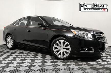 2013_Chevrolet_Malibu_LT_ Egg Harbor Township NJ