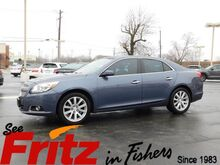 2013_Chevrolet_Malibu_LTZ_ Fishers IN