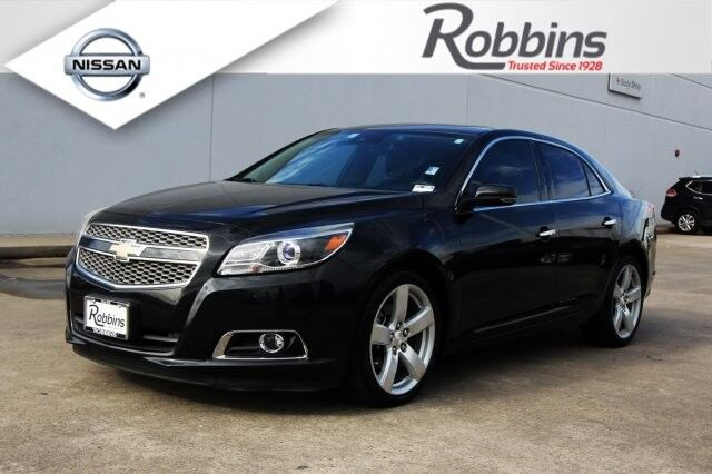 2013 Chevrolet Malibu LTZ Houston TX