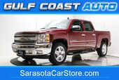 2013 Chevrolet SILVERADO 1500 LT CREW CAB FL TRUCK WHEELS RUNS GREAT COLD AC