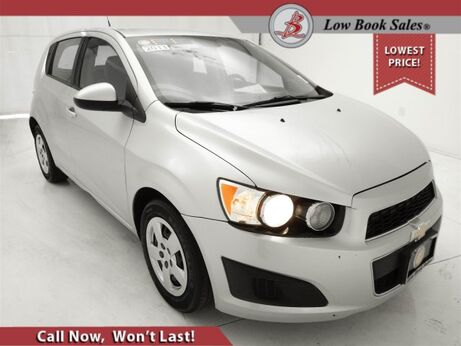 2013_Chevrolet_SONIC_LS_ Salt Lake City UT