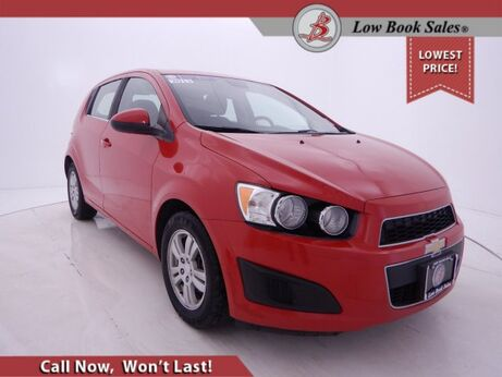 2013_Chevrolet_SONIC_LT_ Salt Lake City UT