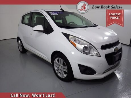 2013_Chevrolet_SPARK_LT_ Salt Lake City UT
