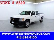 2013_Chevrolet_Silverado 1500_~ 4x4 ~ Crew Cab ~ Only 40K Miles!_ Rocklin CA