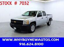 2013_Chevrolet_Silverado 1500_~ 4x4 ~ Crew Cab ~ Only 69K Miles!_ Rocklin CA