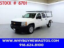 2013_Chevrolet_Silverado 1500_~ Crew Cab ~ Only 34K Miles!_ Rocklin CA