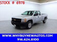 2013_Chevrolet_Silverado 1500_~ Extended Cab ~ Only 58K Miles!_ Rocklin CA