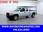 2013 Chevrolet Silverado 1500 ~ Extended Cab ~ Only 76K Miles!