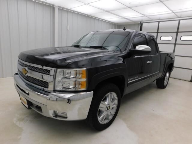 2013 Chevrolet Silverado 1500 4WD Ext Cab 143.5 LT Manhattan KS