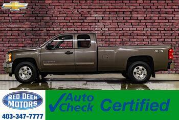 2013_Chevrolet_Silverado 1500_4x4 Ext Cab LT Longbox_ Red Deer AB